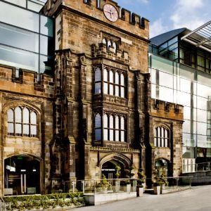 The Glasshouse Edinburgh Front Entrance