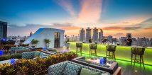 Skybars In Bangkok
