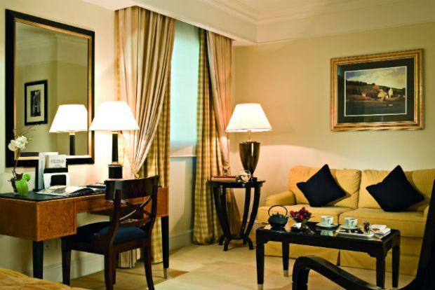 Buenos Aires Sofitel Arroyo Hotel guest room 1