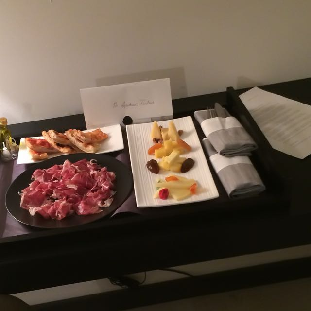 Welcome Amenity - Hotel Sant Francesc