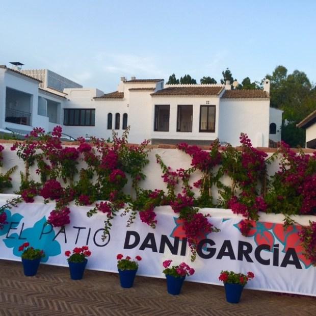 El Patio Dani Garcia 1
