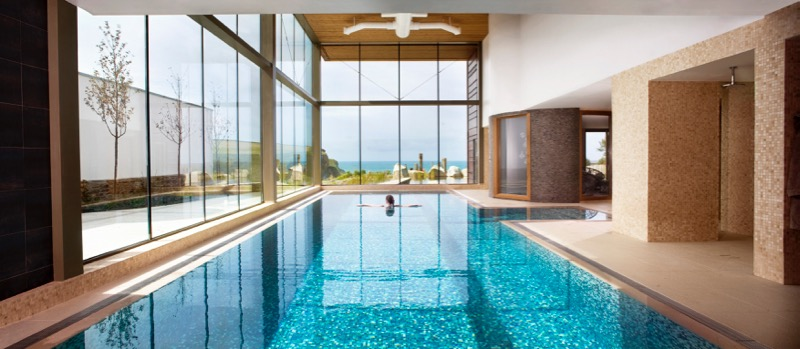 Scarlett Hotel Spa - indoor pool (with talent)