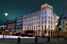 Borg Hotel Reykjavik Iceland
