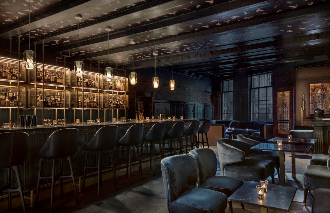 House Bar Amsterdam Review  The Luxury Editor