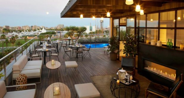 Best Hotels With Rooftop Pools In Barcelona 2020 The