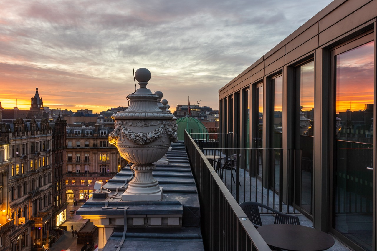 Native Apartments Glasgow Review - The Luxury Editor