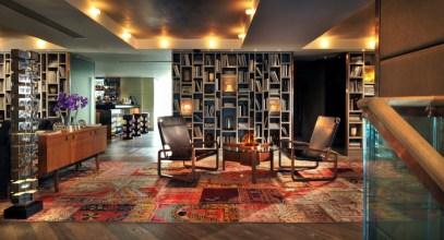 Bar Bookshelves