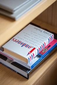 Books in suite