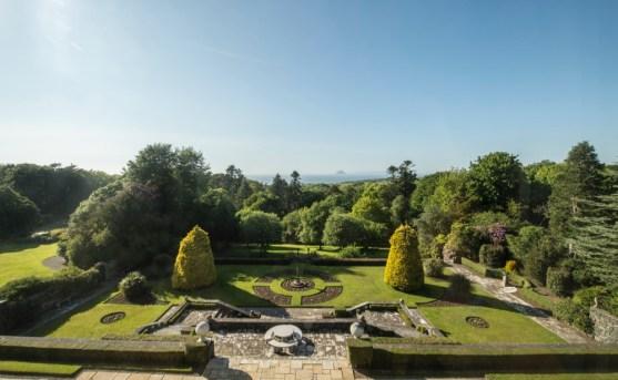 Glenapp Castle photographed on 31/5/16
