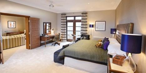Northcote Garden Lodge - Master Suite