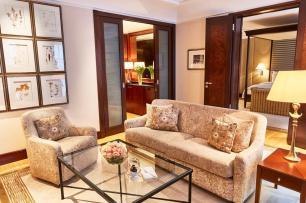 Pariser Platz Suite_Wohnbereich