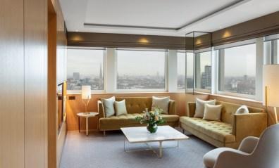 Spires Suite Lounge