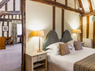 Churchyard Suite, Swan at Lavenham Hotel and Spa