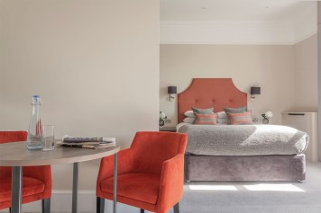 Executive Bedroom, Seating Area