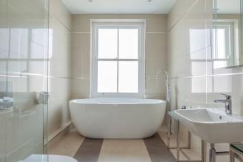 Feature Bedroom, Bathroom