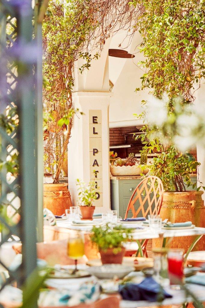 El Patio Marbella Club Restaurant Spain 1