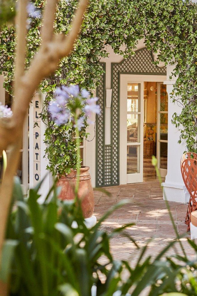El Patio Marbella Club Restaurant Spain 21