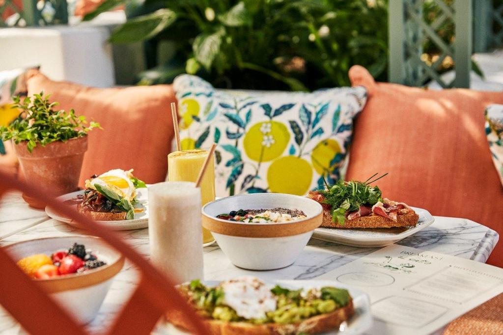 El Patio Marbella Club Restaurant Spain 9