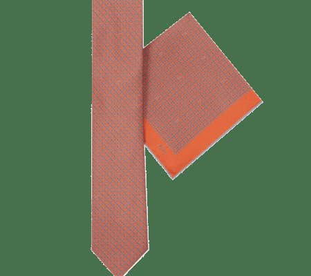Brioni Tie and Pocket Square