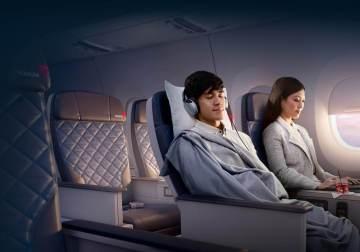 Delta Premium Cabin