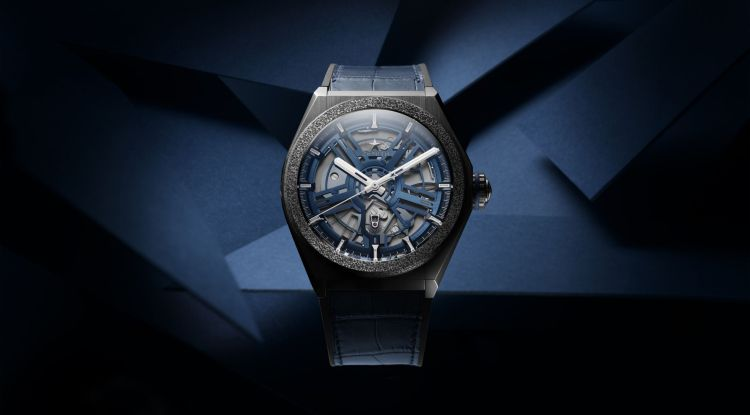 Zenith's Defy Inventor Transforms Mechanical Watchmaking At Baselworld