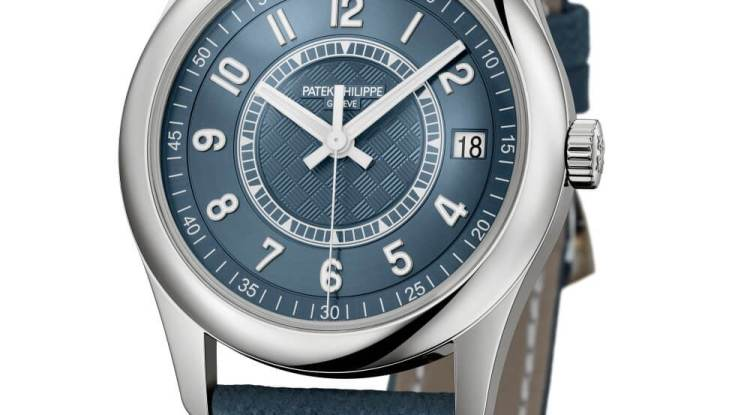 Patek Philipe The Calatrava Ref. 6007a