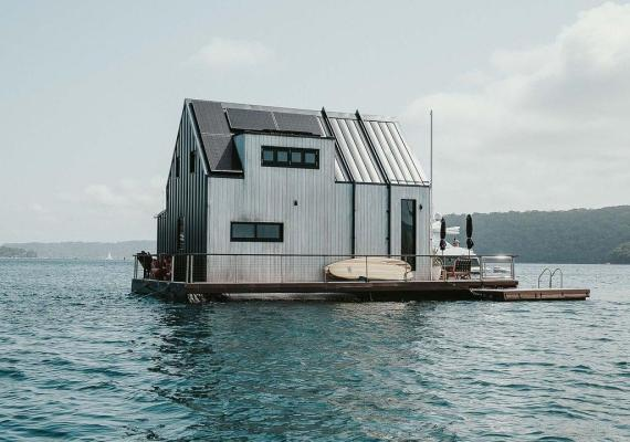 Lily Luxury Floating Villa Is A Place To Dream