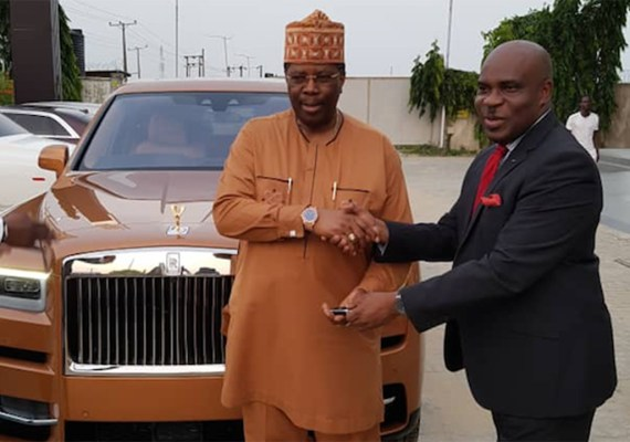 The Man With The Largest Garage of Rolls-Royce In Nigeria Dies, Aged 64