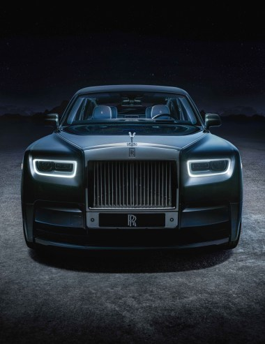 New Rolls-Royce Phantom Tempus Is Inspired By Time