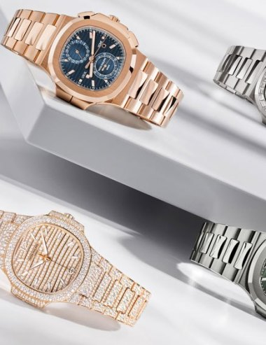 Here Are Patek Philippe Four New Nautilus Watches For 2021