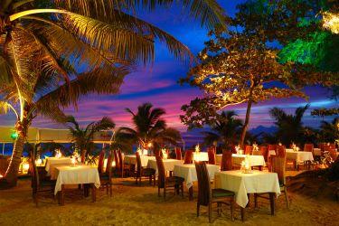 beach phuket restaurant luxury thailand activities bangtao attractions restaurants outdoor sunset during don