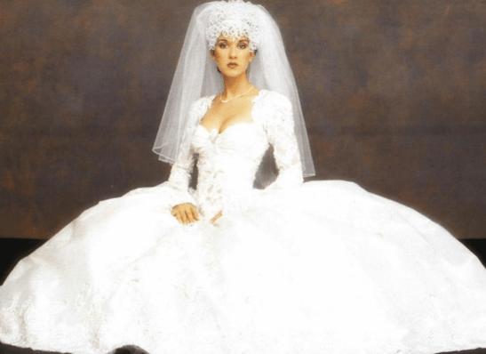 Ugliest Celebrity Wedding Dresses