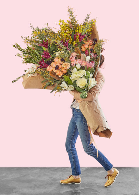This Big Bouquet Of Flowers Is Potentially Bigger Than You