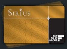sirius card