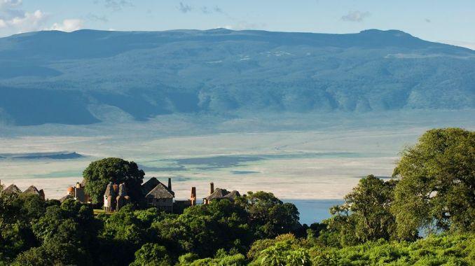 &BEYOND NGORONGORO CRATER LODGE, TANZANIA