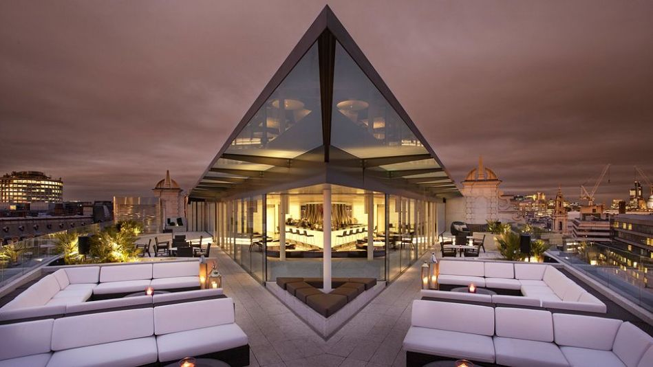 RADIO ROOFTOP BAR, ME HOTEL, LONDON, UNITED KINGDOM