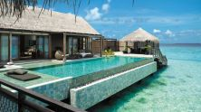 SHANGRI-LA VILLINGILI, MALDIVES