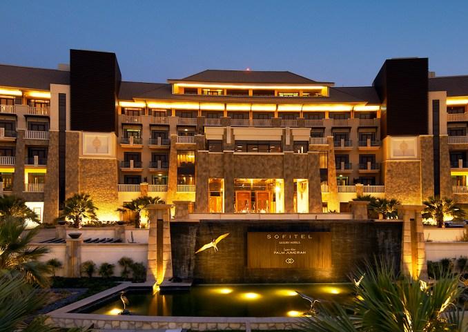 SOFITEL DUBAI THE PALM RESORT & SPA, DUBAI, UAE