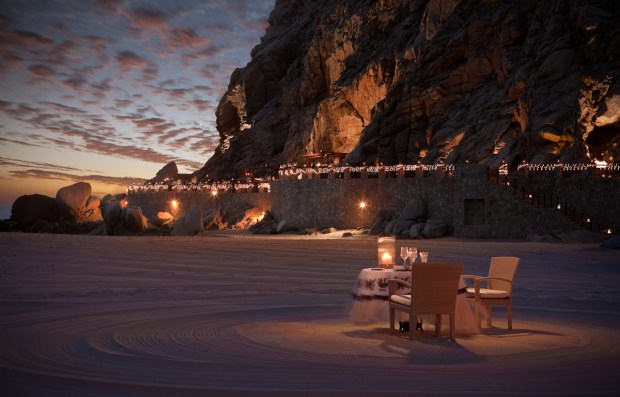 EL FARALLON PRIVATE DINNER