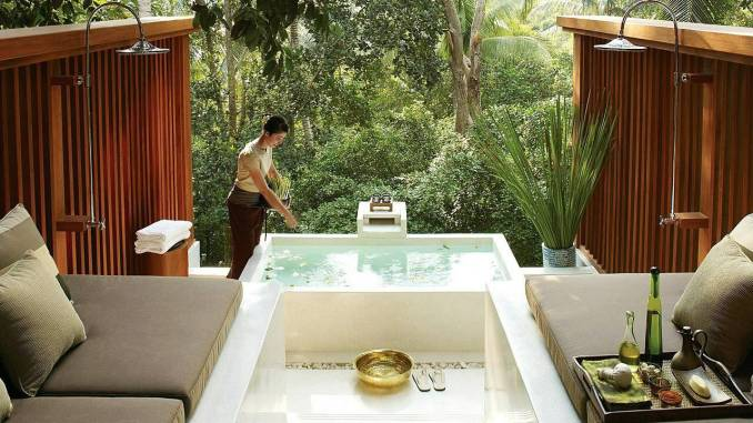THE SPA, FOUR SEASONS KOH SAMUI