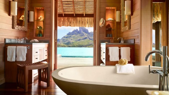 FOUR SEASONS BORA BORA, FRENCHYPOLYNESIA