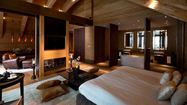 THE CHEDI ANDERMATT (SWITZERLAND)