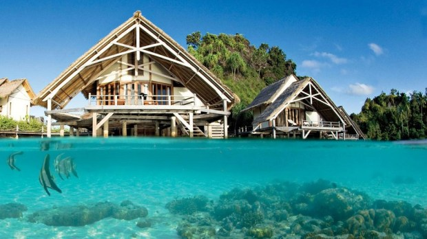 MISOOL ECO LODGE, INDONESIA