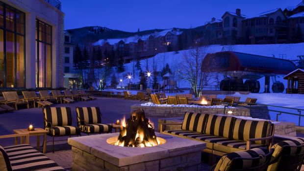 PARK HYATT BEAVER CREEK RESORT & SPA (COLORADO, USA)