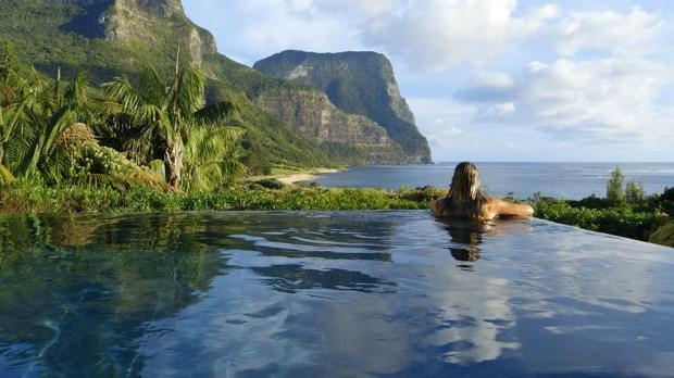 CAPELLA LODGE, HOWE ISLAND