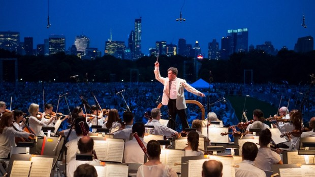 ENJOY A FREE CONCERT AT CENTRAL PARK
