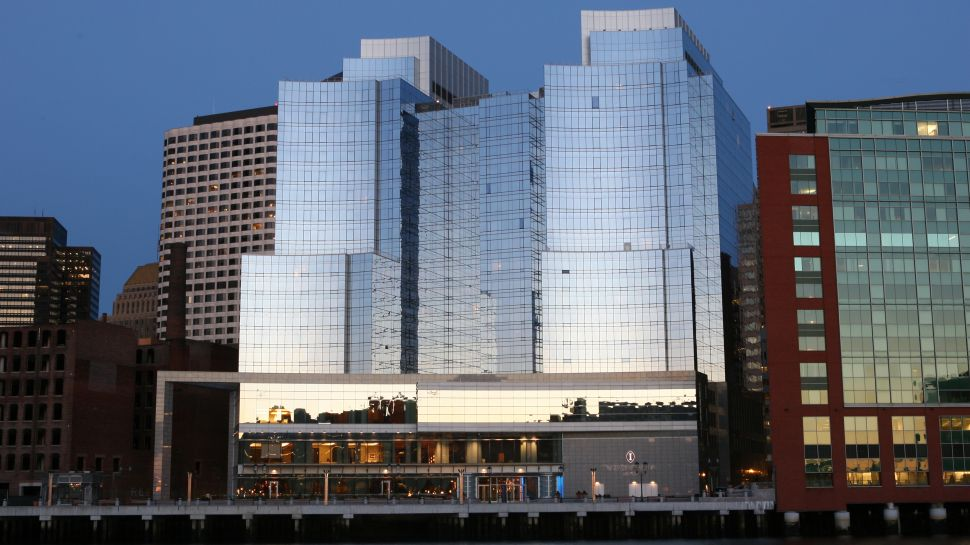 INTERCONTINENTAL BOSTON, USA - the Luxury Travel Expert