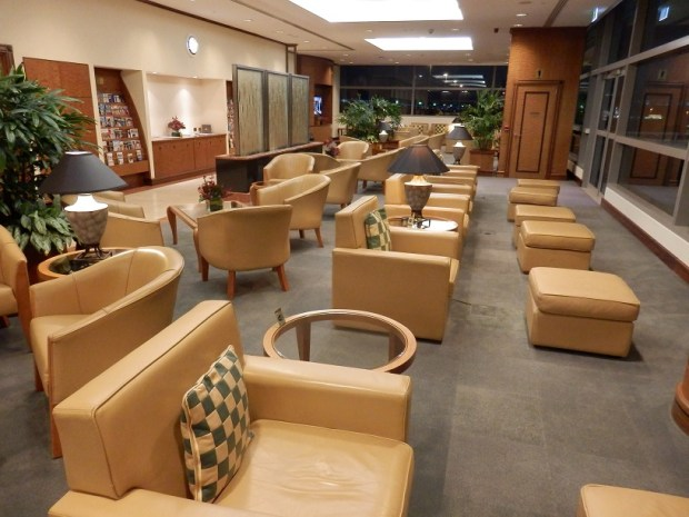 EMIRATES LOUNGE AT BRISBANE INTERNATIONAL AIRPORT