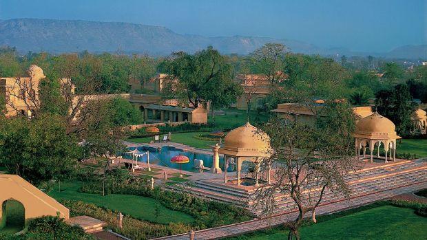 THE OBEROI RAJVILAS, JAIPUR, INDIA