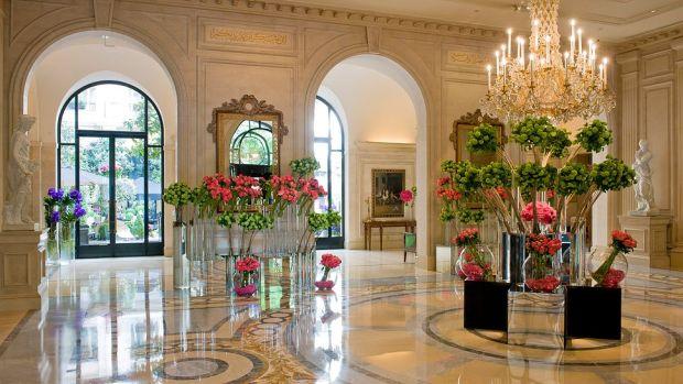 FOUR SEASONS HOTEL GEORGE V, PARIS, FRANCE